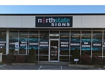 Raleigh sign company North State Signs & Printing