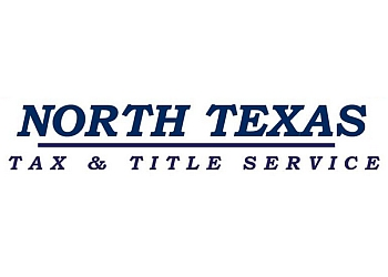 Arlington tax service North Texas Tax & Title Service LLC