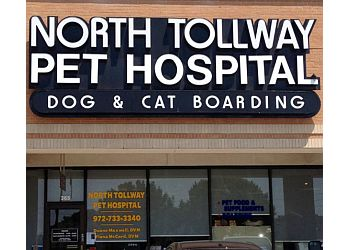 Dallas veterinary clinic North Tollway Pet Hospital