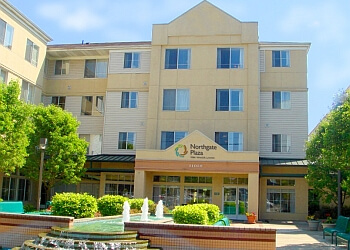 Seattle assisted living facility Northgate Plaza