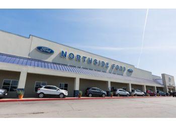 San Antonio car dealership Northside Ford