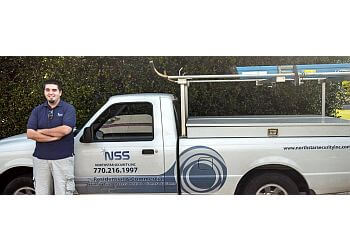 Atlanta security system Northstar Security Inc