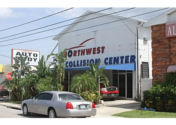 St Petersburg auto body shop NORTHWEST COLLISION CENTER, LLC