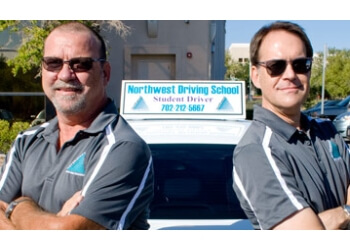 Las Vegas driving school Northwest Driving School
