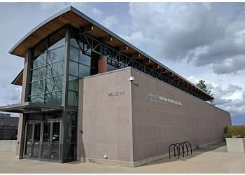 Spokane places to see Northwest Museum of Arts and Culture