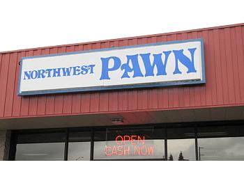 Eugene pawn shop Northwest Pawn