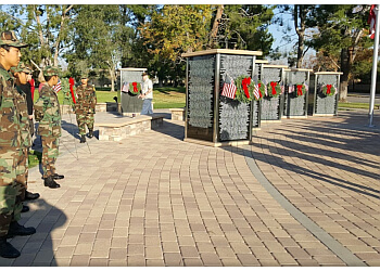 Irvine landmark Northwood Gratitude and Honor Memorial