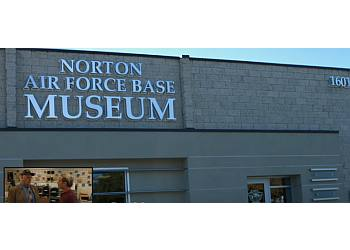 San Bernardino places to see Norton Air Force Base Museum