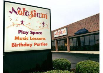 Durham music school Notasium
