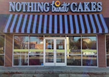 Baton Rouge cake Nothing Bundt Cakes