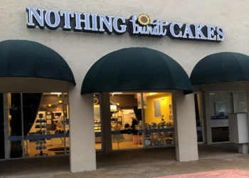 Coral Springs cake Nothing Bundt Cakes