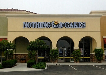 Escondido cake Nothing Bundt Cakes