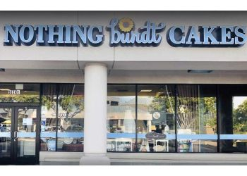 San Diego cake Nothing Bundt Cakes