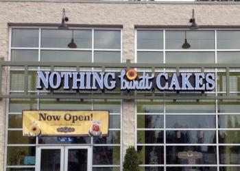 Spokane cake Nothing Bundt Cakes