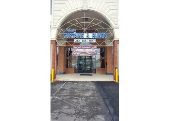 Detroit window treatment store Nour Curtains & Blinds