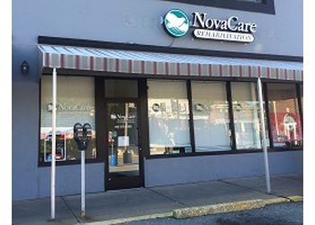 Pittsburgh occupational therapist NovaCare Rehabilitation