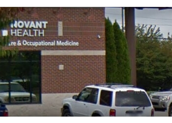 Greensboro urgent care clinic Novant Health Urgent Care & Occupational Medicine