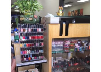 Scottsdale nail salon Nu Nails