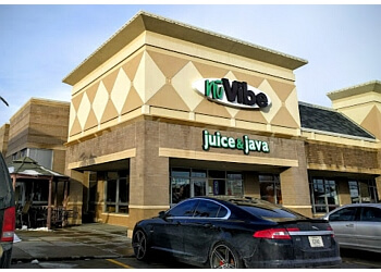 Lincoln juice bar NuVibe Juice & Java
