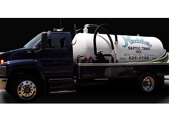 Tampa septic tank service Nuckles Septic Tank Service Inc.