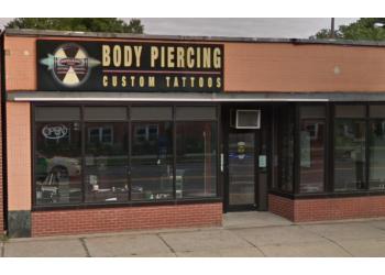 Springfield tattoo shop Nuclear Crayon