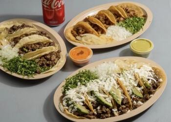 McAllen food truck Nuevo León Express Taquerias