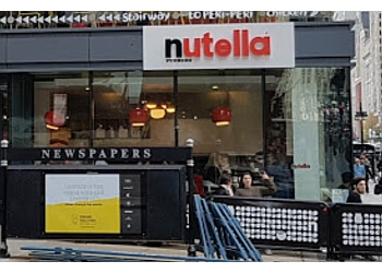 Chicago cafe Nutella Cafe