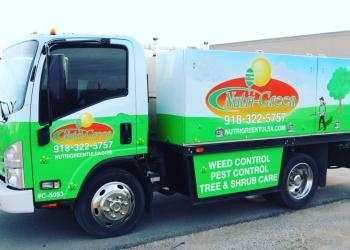 Tulsa lawn care service Nutri-Green Lawn Care, Inc.