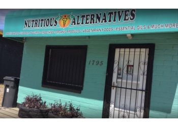 Augusta vegetarian restaurant Nutritious Alternatives, LLC.