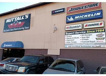 Columbia car repair shop Nuttall Tire