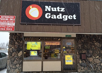Anchorage cell phone repair Nutz Gadget