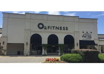 Raleigh gym O2 Fitness