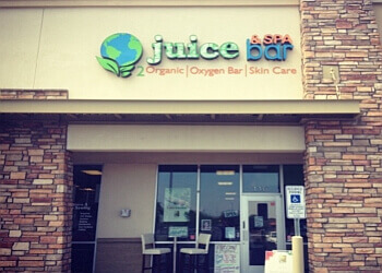Glendale juice bar O2 Juice Bar & Spa
