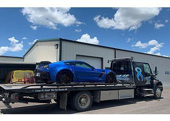 Abilene towing company O'Bar Wrecker Service LLC.