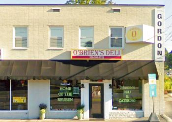 Winston Salem sandwich shop O'Brien's Deli