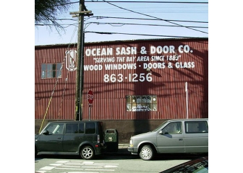 San Francisco window company Ocean Sash & Door Inc.