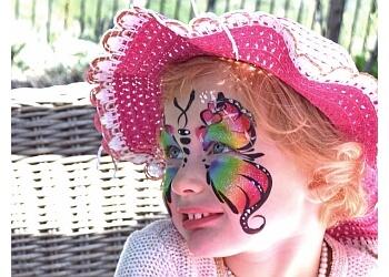 Anaheim face painting OC Face Paint