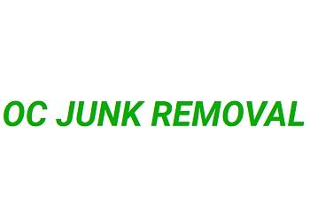 Huntington Beach junk removal OC JUNK REMOVAL