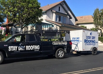 Fullerton roofing contractor OC Stay Dry Roofing Company