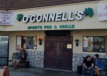 Huntington Beach sports bar O'Connell's Sports Pub & Grille