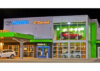 Fort Wayne car dealership ODaniel Mazda