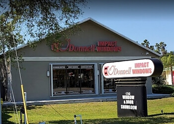 Port St Lucie window company O'Donnell Impact Windows & Storm Protection