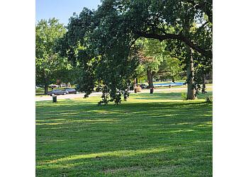 St Louis public park O'Fallon Park