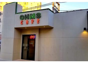 Amarillo cafe OHMS Cafe & Bar