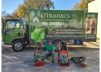 Topeka plumber O'Harra's Plumbing Service, LLC