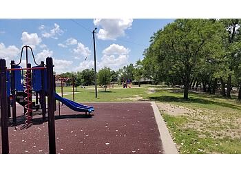 Wichita public park O.J. Watson Park