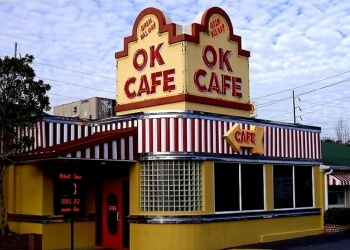 Atlanta cafe OK Cafe