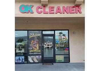 El Monte dry cleaner OK Cleaner