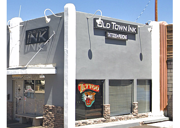 Scottsdale tattoo shop Old Town Ink