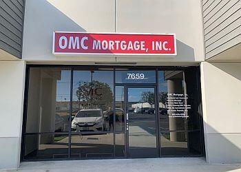 Garden Grove mortgage company OMC Mortgage, Inc.